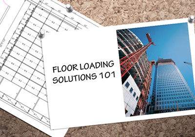 AIA HSW Floor Loading space planning