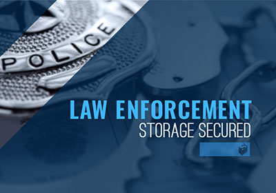 AIA HSW ceu class credit for Law Enforcement Storage