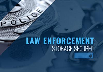 AIA HSW ceu class credit for Law Enforcement Storage