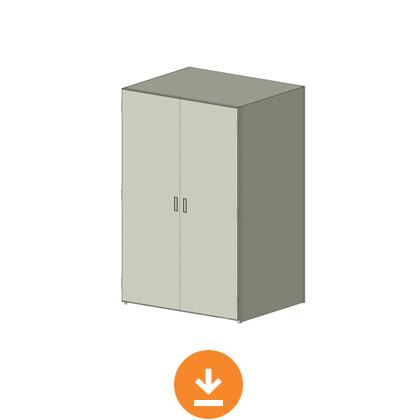 bimobject nantucket drawers trays with doors