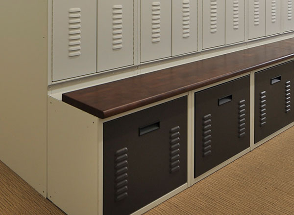 built-in-bench-lockers-law-enforcement