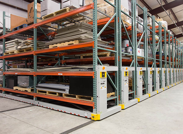 campus warehouse storage