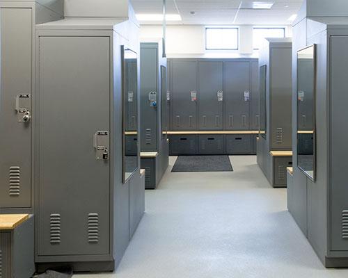 ADA Compliant Lockers