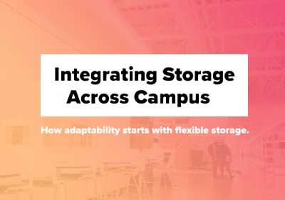 integrating storage across campus ceu