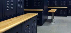 design police officer locker room