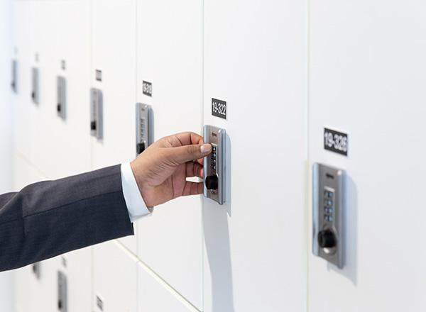 designer lockers