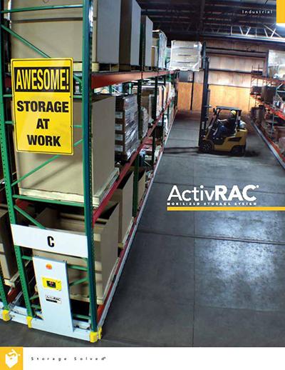 Download ActivRAC Mobile Storage System Brochure