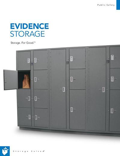 Download Evidence Storage Brochure