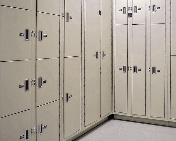 Evidence Locker Keyless Deposit