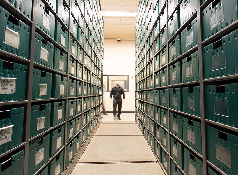 evidence property storage