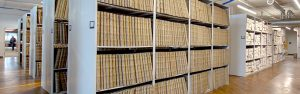government archive storage systems