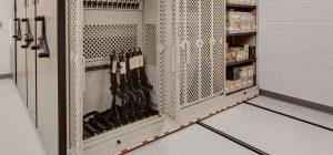 gun drug secure evidence storage