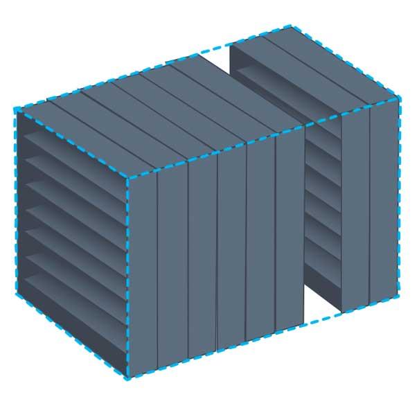 high-denstiy mobile storage