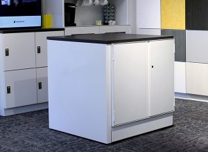 high quality office lockers island storage