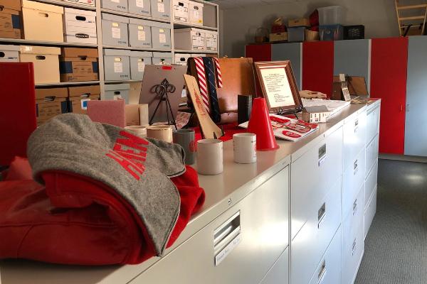 high school archieve storage solutions