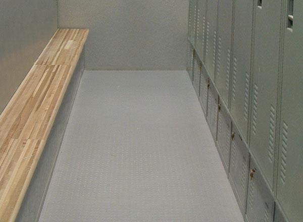 locker-bench-wall-police-locker-room