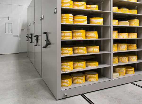 museum cold storage historic film storage