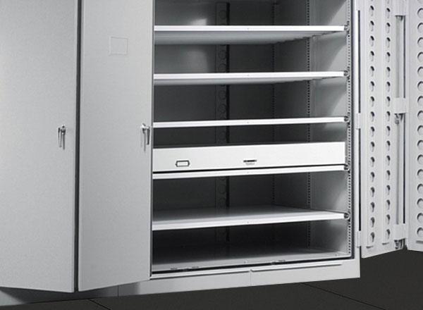 oversize museum cabinet