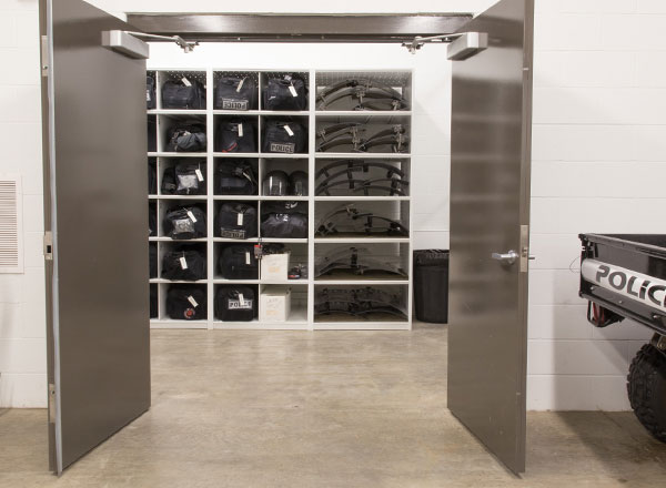 quick access tactical gear storage