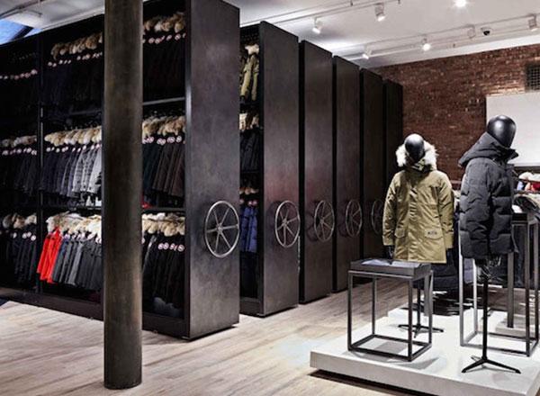 Retail Compact Innovatory Storage