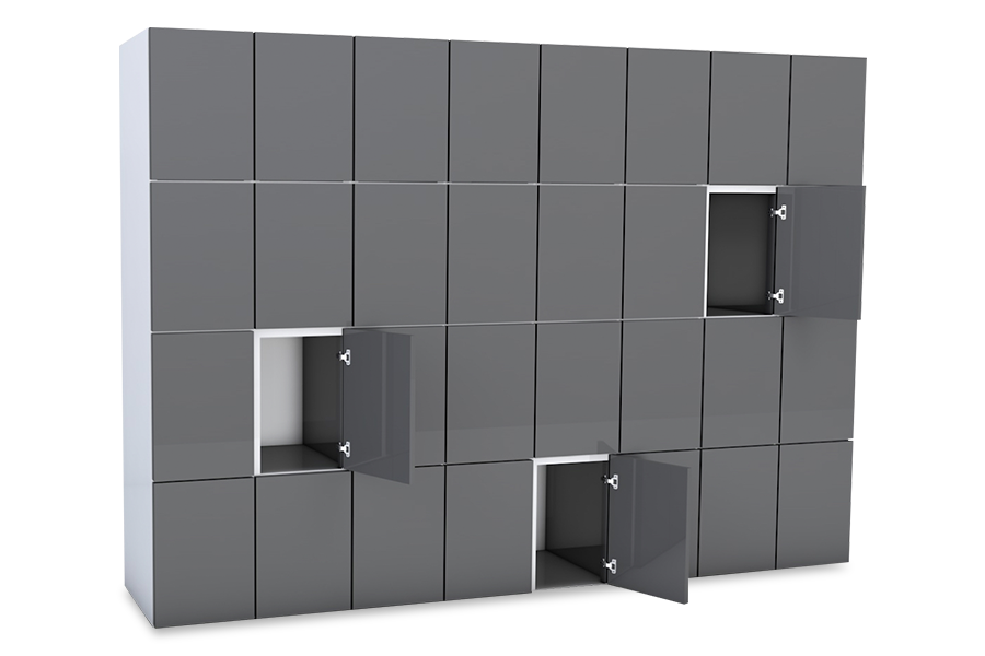 small lockers for office