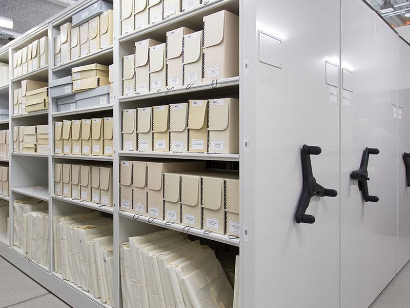 museum archive storage
