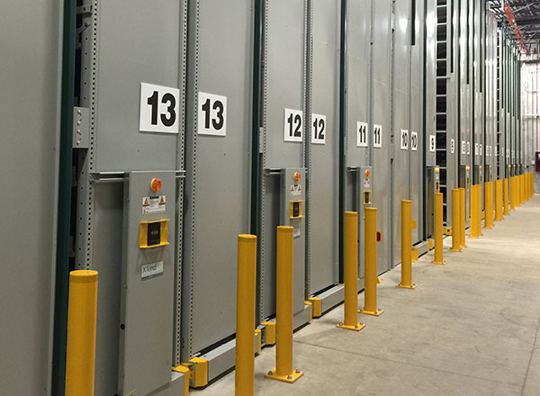 warehouse university storage system